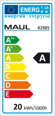 MAUL Tischleuchte MAULaurora, Energiespar-Leuchtmittel-2