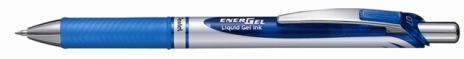 Pentel Geltintenroller EnerGel BL77 Sparaktion 10 + 2 gratis blau-2