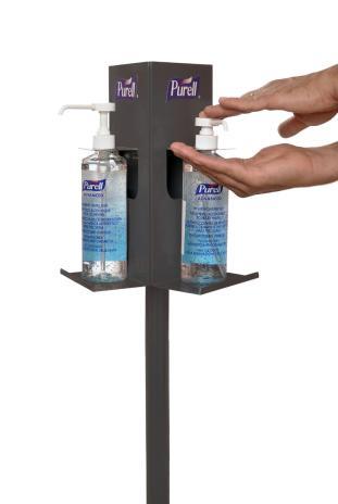 PURELL® Händedesinfektionsstation Triangle-2