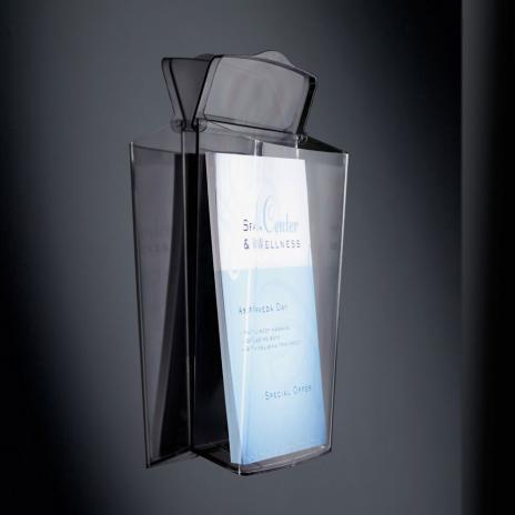 sigel prospekthalter acrylic g nstig online bestellen. Black Bedroom Furniture Sets. Home Design Ideas