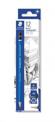 STAEDTLER® Bleistift Mars® Lumograph® 100 HB-2