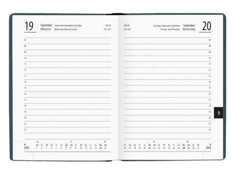ZETTLER Taschenkalender 610-2
