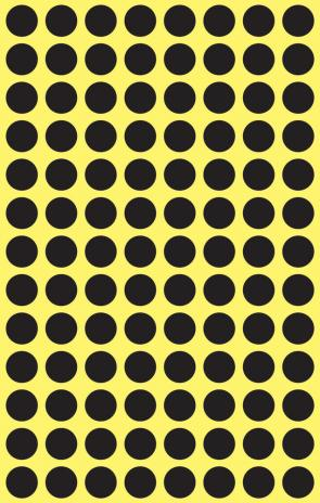 Avery Zweckform Markierungspunkt 8mm rot-2