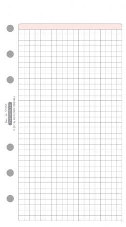 Chronoplan Einlage Kalender Notiz Midi-2