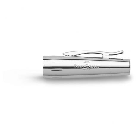 Faber-Castell Tintenroller E-MOTION Birnbaum braun-3