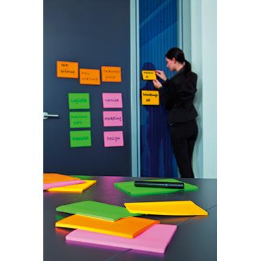 Post-it® Haftnotiz Super Sticky Meeting Notes 203 x 152 mm (B x H)-3