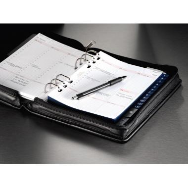 Chronoplan Timer Mobil Einsteiger Visitenkarten, Einsteckfächer, Stifte-3