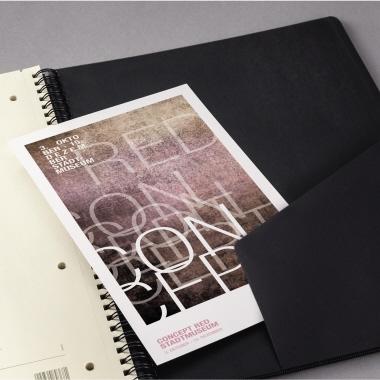 SIGEL Collegeblock CONCEPTUM® 24,6 x 30,1 cm mit Register-3