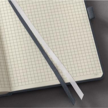 SIGEL Notizbuch CONCEPTUM® Hardcover DIN A4 kariert rot-3