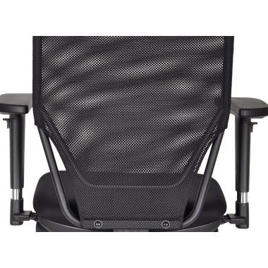 Bisley Bürodrehstuhl Optime mit Rückenlehnenhöhenverstellung-3