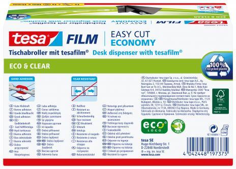 tesa® Tischabroller ecoLogo-3