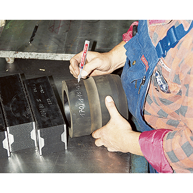 edding Lackmarker 750 gelb-3