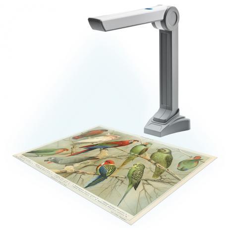 magnetoplan® Dokumentenkamera S200L-3