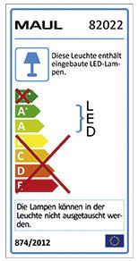 MAUL Tischleuchte MAULpure, LED-Leuchtmittel-3