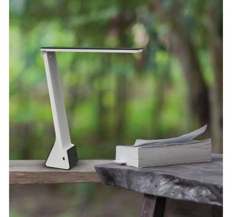 MAUL Tischleuchte MAULseven colour vario LED Akku schwarz, weiß-3