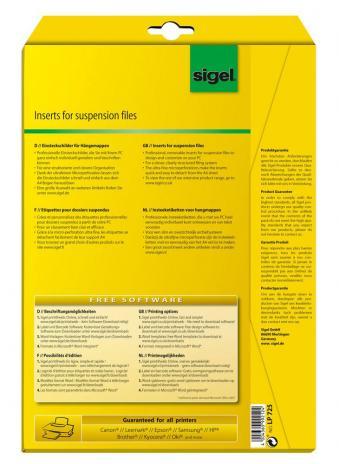 SIGEL Beschriftungsetikett-3