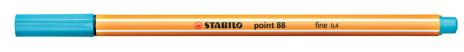 STABILO® Fineliner point 88® hellgrau-3