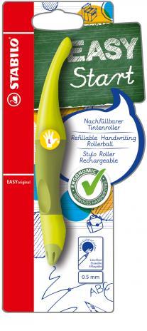 STABILO EASYOriginal Tintenroller für Linkshänder limette/grün-3