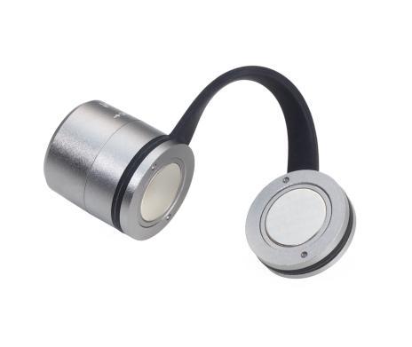 Troika Sport-Taschenlampe ECO RUN rot,schwarz-3