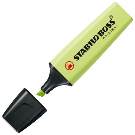 STABILO® Textmarker BOSS® ORIGINAL Pastellfarben lila, pastell lila-3