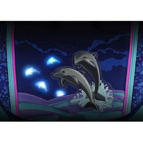 Step by Step Touch2 Flash Schulranzen-Set Happy Dolphins-4
