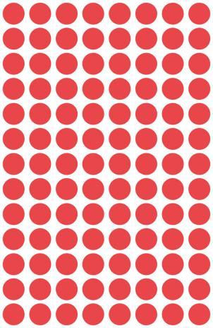 Avery Zweckform Markierungspunkt 8mm gelb-4