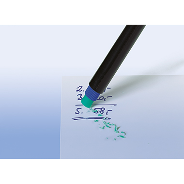 Faber-Castell Folienstift und CD/DVD Marker MULTIMARK 1523 permanent Strichstärke S 0,4 mm blau-4