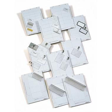 DURABLE Einsteckschild BADGEMAKER® 60 x 30 mm-4