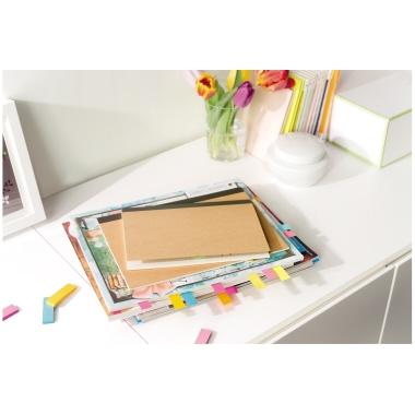 Post-it® Haftstreifen Page Marker 20 x 38 mm 1 x neonpink, 1 x neongelb, 1 x neongrün, 1 x neonorange-4