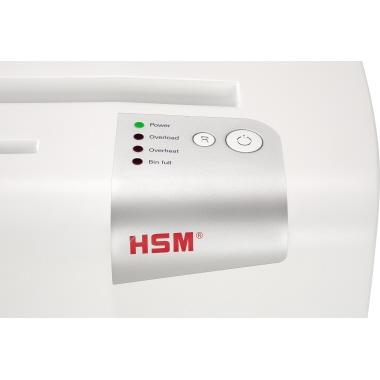 HSM® Aktenvernichter shredstar X10, P-4-4