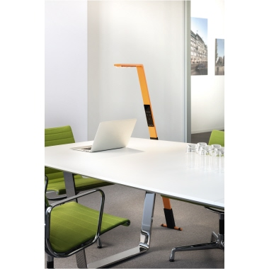 LUCTRA Stehleuchte FLEX 9231-09 LED orange-4