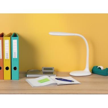 UNILUX Tischleuchte LUCY LED dimmbar weiß-4