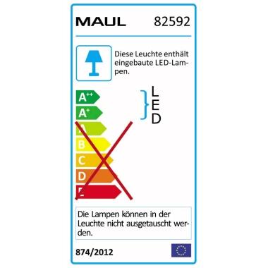MAUL Stehleuchte MAULsirius colour vario sensor LED dimmbar-4