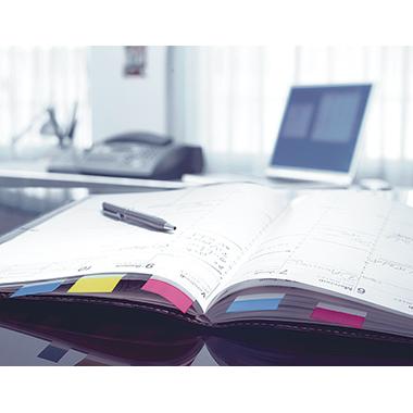 Post-it® Haftstreifen Index Standard blau-4