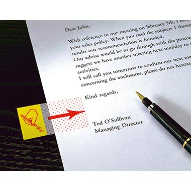 Post-it® Haftstreifen Index Symbol Fragezeichen-4