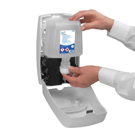 KIMBERLY-CLARK Desinfektionsspender Standsystem Komplettset-4