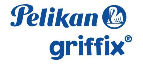 Pelikan Füllhalter Griffix für Linkshänder-4
