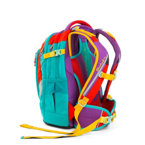 Satch PACK Schulrucksack Flash Runner-4