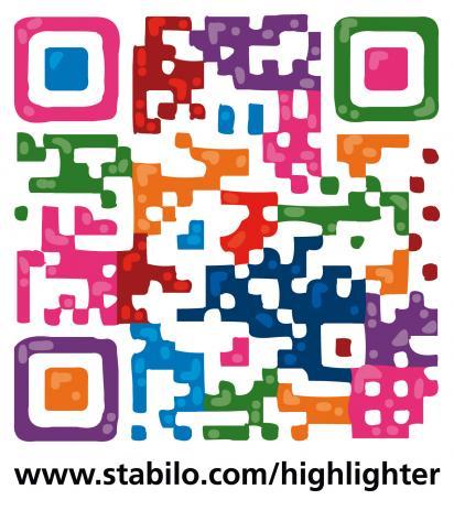 STABILO® Textmarker BOSS® ORIGINAL Pastellfarben rose, pastell rose-4