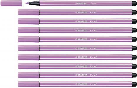 STABILO® Fasermaler Pen 68 umbra-4