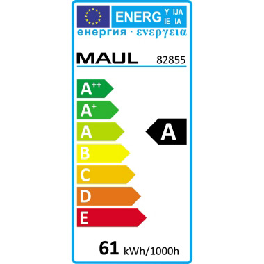 MAUL Stehleuchte MAULcentauri, Energiespar-Leuchtmittel, dimmbar-5