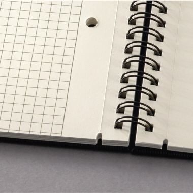 SIGEL Collegeblock CONCEPTUM® 24,6 x 30,1 cm mit Register-5