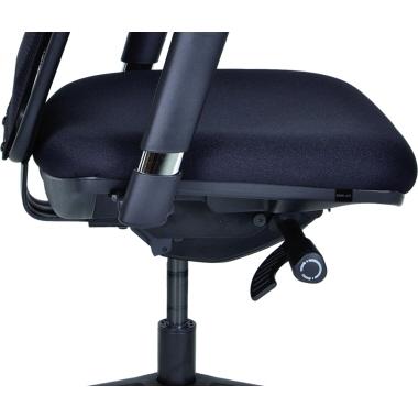 Bisley Bürodrehstuhl Optime mit Rückenlehnenhöhenverstellung-5