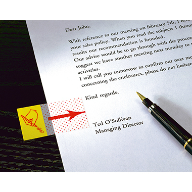 Post-it® Haftstreifen Index Symbol Fragezeichen-5