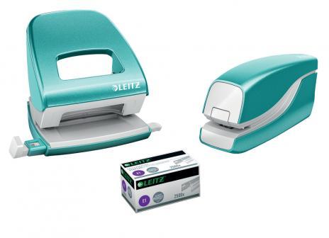 Leitz Elektroheftgerät New NeXXt WOW eisblau-5