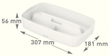 Leitz Tischorganizer MyBox® 30,7 x 5,6 x 18,1 cm (B x H x T)-5