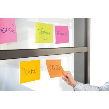 Post-it® Haftnotiz Super Sticky Meeting Notes 203 x 152 mm (B x H)-6
