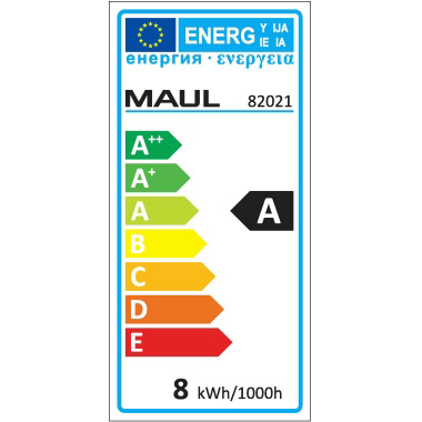 MAUL Tischleuchte MAULspace, LED-Leuchtmittel, dimmbar-6