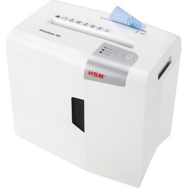 HSM® Aktenvernichter shredstar X8, P-4-6