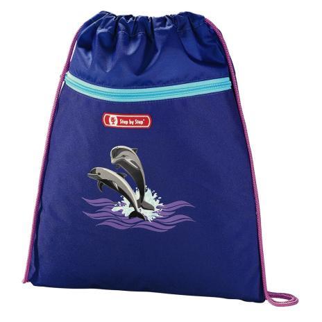 Step by Step Touch2 Flash Schulranzen-Set Happy Dolphins-7